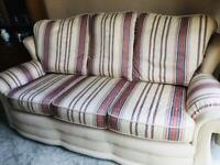 Three seater sofa - in Bransgore