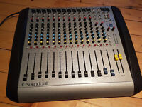 Soundcraft Spirit E12 12-Channel Mixer