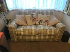 2 seater Harvey's sofa brand new