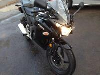 For sale: Honda 2014 CBR125R Sports Motorcycle