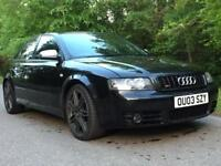 2003 Audi S4 4.2 V8 : May Px or Swap