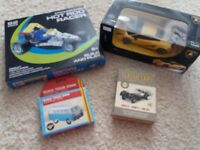 Remote control Lamborghini car plus others