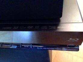 Sony Home Cinema - 1000 watt + 3D Blue ray player