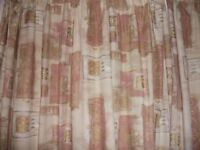 CURTAINS - 90inches X 106 inches