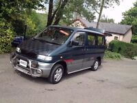 HI SPEC MAZDA BONGO DAY MPV SURF BUS/CAMPER/LOW KMS/IDEAL SIZE & EASY TO DRIVE / BRAND NEW MOT/