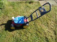 Bubble Lawnmower