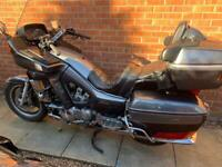 YAMAHA XVZ 1300 V CLASSIC CRUISER 11k miles swap px boat bike sports car