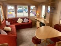 *COZY FAMILY HOLIDAY HOME* Static Caravan For Sale on Coastal Park with Sea Views in East Yorkshire