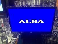 ALBA flat screen TV