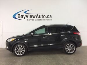 2014 Ford Escape SE - ECOBOOST! CHROMES! HTD SEATS! NAV! REVE...