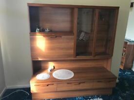60's dresser/cabinet