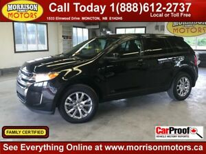 2014 Ford Edge SEL, NAV, PANORAMIC SUNROOF!