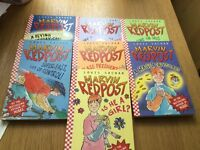 Marvin Redpost books