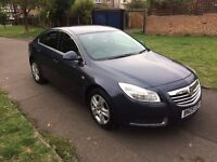 Vauxhall Insignia 1.8 i VVT 16v Exclusiv 5dr, 6 MONTHS FREE WARRANTY, FULL SERVICE HISTORY
