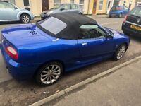 Mg TF Soft top | blue 2003 plate l@@k | 48,000