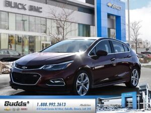 2017 Chevrolet Cruze Hatch Premier Auto 0.0% for up to 24 mon...