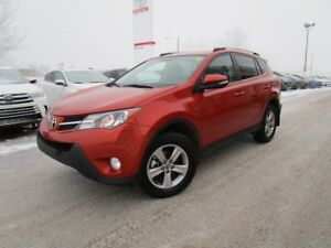 2015 Toyota RAV4 XLE AWD/ One Owner/ Taylor Certified