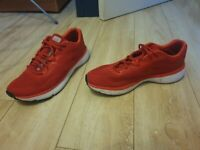 Kalenji Run Support Men's Running Shoes - Red 2 - Size 10.5 UK 45 EU