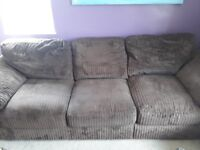 Sofa with sofabed