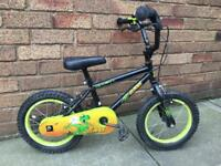 "14"" Kids bike (no stabilisers)"