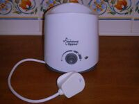 Tommee tippee bottle and food warmer never used