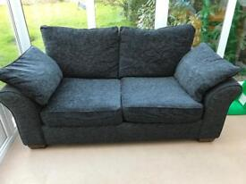 Next Garda Sofabed in Charcoal Grey