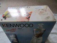 Kenwood Smoothie junior 350W I Litre SB100 series in original box