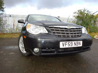59 CHRYSLER SEBRING LIMITED 2.0 DIESEL,MOT OCT 018,3 OWNERS,PART HISTORY,STUNNING EXAMPLE THROUGHOUT