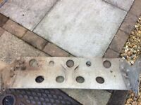 Land Rover defender steering guard