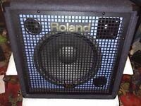 Roland KC 350 - 120 watt, 4 Channel mixing Keyboard amp cheap quick sale looks new!