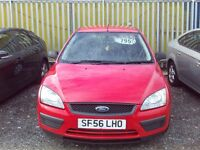 56 PLATE FORD FOCUS 1.6 TDCI £795