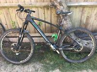 Enduro Carbon Mountain Bike