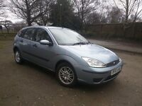 Ford focus 1.8 diesel 2004 (53 plate), long MOT