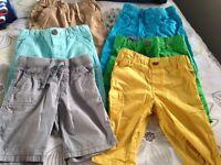 Boys Shorts (x6) age: 3-4