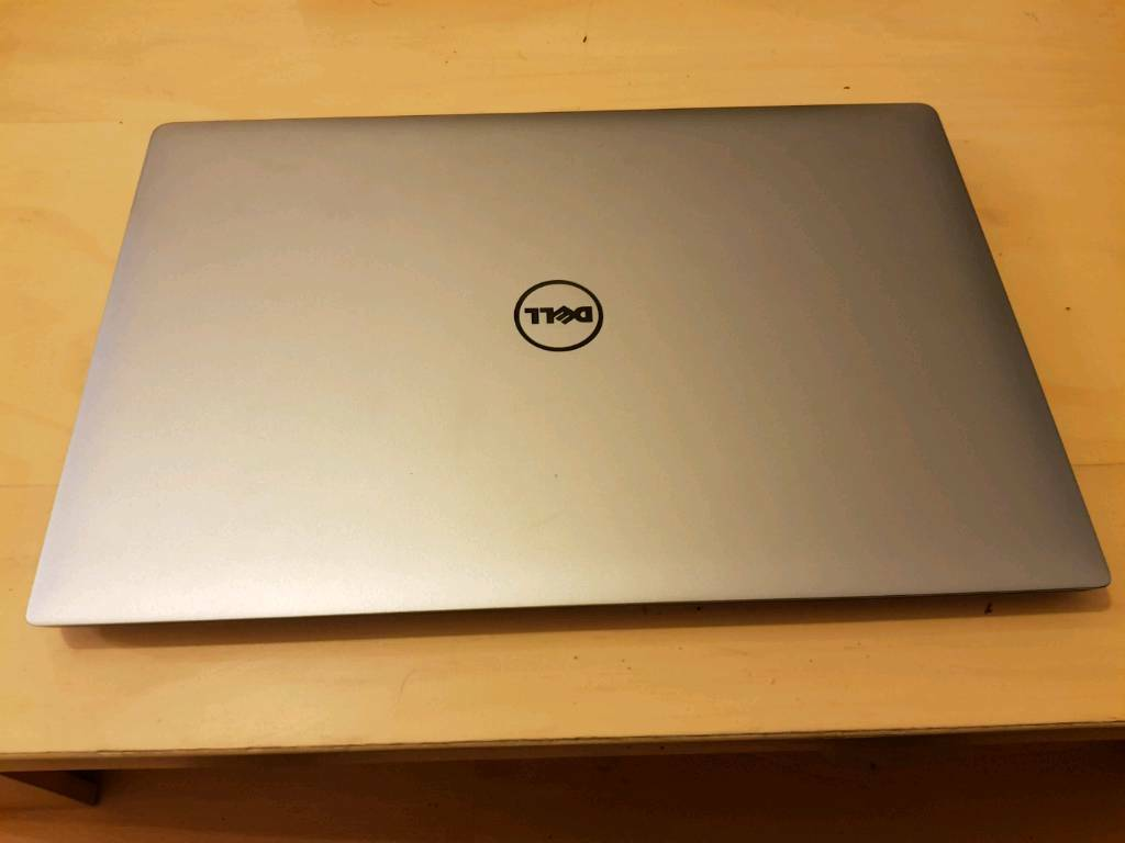 Dell XPS 9560 15 inch 4k, 32gb ram, 1tb ssd. Top spec