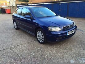 *** LOOK Vauxhall Astra SXI 1.6 Petrol MK4 3 DOOR manual MOT/TAX Fully Loaded QUICK SALE ***