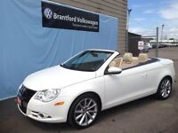 2010 Volkswagen Eos HIGHLINE/NAV/TECH PKG