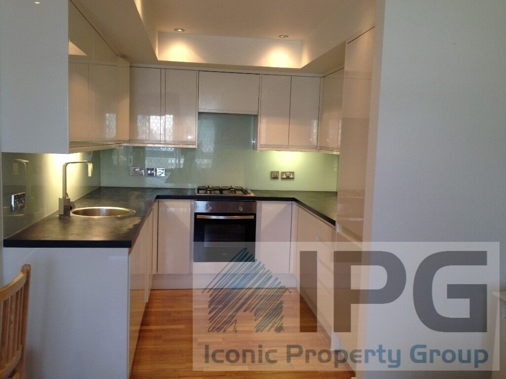 Exceptional & Modern 2 Bedroom (2 Bathroom) Apartment With Designer Furniture Located In Kings Cross