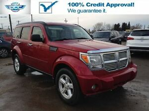 2007 Dodge Nitro SLT Leather & 4x4!! Amazing Value!!