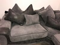Large Grey Corner Sofa - Great Condition (pick up only)
