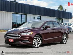 2017 Ford Fusion SE,PWR S/ROOF,REARVIEW CAM,B.TOOTH