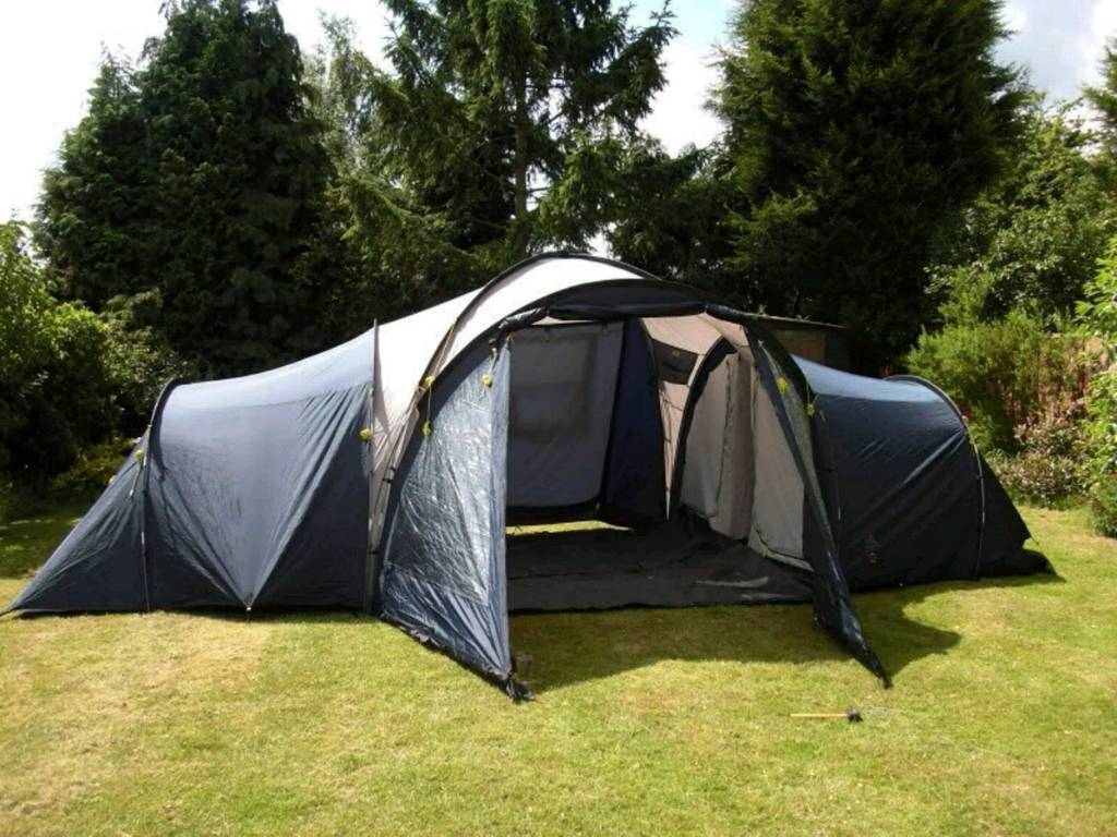 9 man 3 bedroom Tent | in Whitley Bay, Tyne and Wear | Gumtree