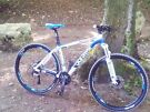 Whistle push bike for sale 29 inch wheels good condition few marks and scratches  £200