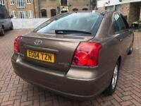 2004 TOYOTA AVENSIS 2.0 DIESEL ONLY £1100