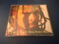 SPEARHARD (Michael Franti) - U CAN'T SING R SONG/REBEL MUSIC CD SINGLE (PROMOTIONAL VERSION)