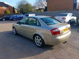 AUDI A4 1.9TDI 130BHP Full Service history,PERFECT CONDITION