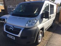 Citroen, RELAY, Campervan, 2011, Manual, 2198 (cc)
