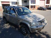 2000 (V) Honda CR-V 2.0 ES Auto - Petrol