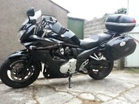 Suzuki GSF1250 SAK09GT in Black-Used-in Good Condition