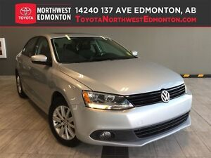 2014 Volkswagen Jetta Comfortline | Heated Seats | Pwr Sunroof |